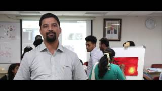 Art Beat   Painting Competition at IBS Gurgaon