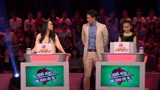 AI THÔNG MINH HƠN HỌC SINH LỚP 5 - TẬP 15 -  KIM ANH (29/7/2015), dong tay promotion, giai tri truyen hinh