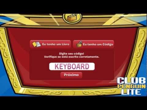 3 Novos Códigos Livres - Club Penguin | CPLite