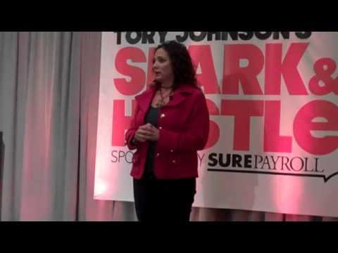 #SparkandHustle Ann Evanston speaks on How to Use Social Media part 3