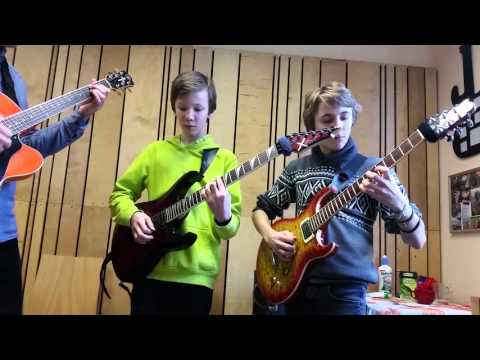 Minor (speed) lines inspired by Tommy Lakso played by Bartek and Miki
