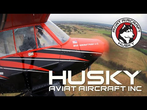 Why Pilots Love The Husky