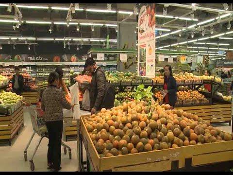 Tăng cường quản lý các cửa hàng KD trái cây và giảm thiểu rác thải nhựa trong sản xuất phân phối