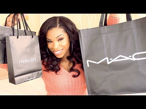 mac - MAC, Bobbi Brown, Inglot Haul! Enjoy! :) xxx Makeup Tutorial for this look: http://www.youtube.com/watch?v=4lWjw5-Lxng Nail Polish: MAVALA Sensuality ~~~ MAC...