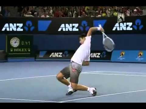 Tennis Comedy Djokovic  Nadal  Federer