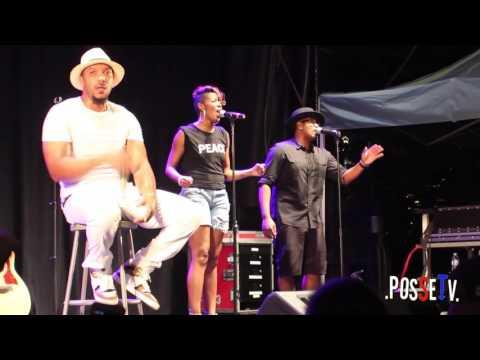 Video Lyfe Jennings - Performs