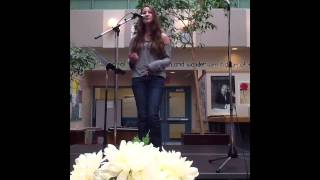 You Have Planted Flowers Upon My Body - SD42 Poetry Slam 2013