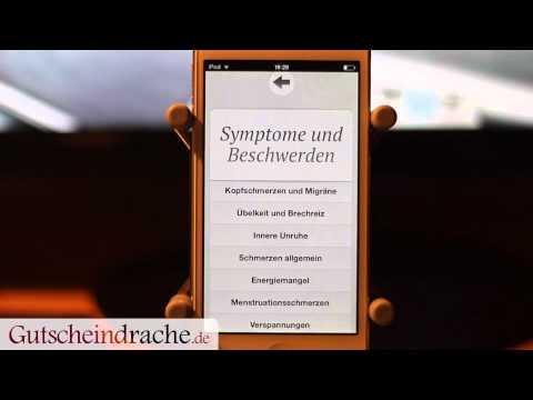 Akupressur App im Test auf Gutscheindrache.de