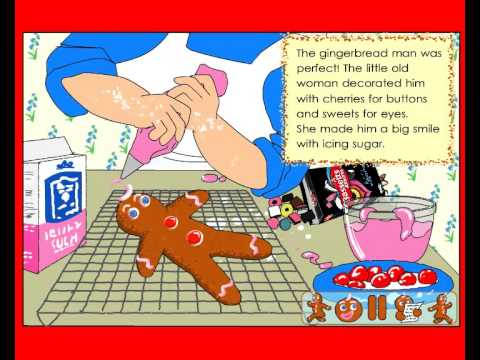 The Gingerbread Man - story preview