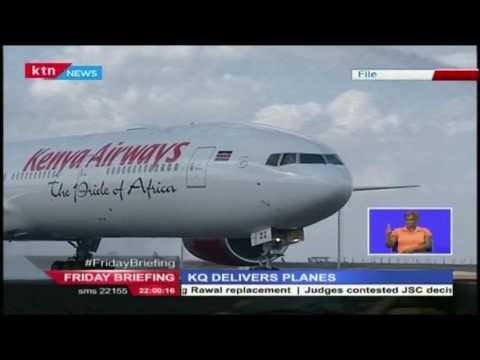 Kenya Airways delivers new planes to boost their local and international flights