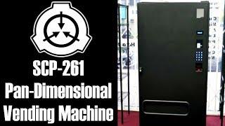 Download Lagu SCP-261 Pan-dimensional Vending Machine | Object Class: Safe Mp3