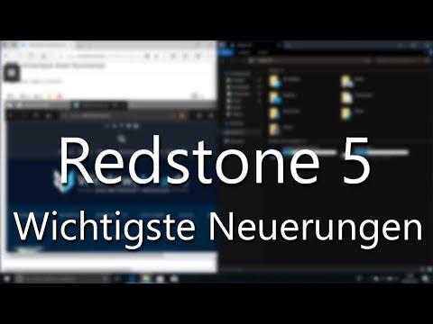 Windows 10 Redstone 5 - Wichtigste Neuerungen mit Windows 10 Build 17686