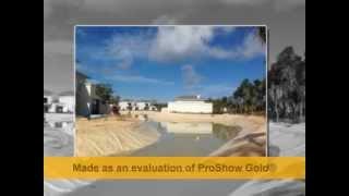 Màng chống thấm HDPE Solmax màu xanh, vàng cát, màu trắng