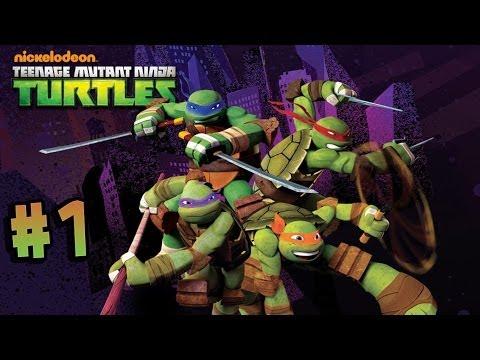 Nickelodeon : Teenage Mutant Ninja Turtles Xbox 360