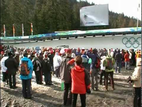 Winter Olympics Vancouver 2010 Men's Luge