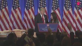 Donald Trump:  Učinit ću preokret kakav svijet još nije vidio, a ni očekivao