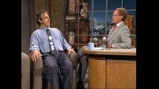 Jay Thomas on The Late Show with David Letterman #2