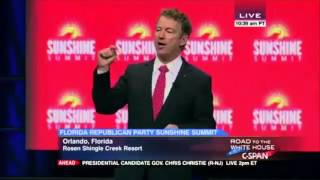 Bowling Green (FL) United States  city images : FULL Rand Paul Speech Sunshine Summit Florida