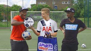 Video THE EXTREME ARSENAL FOOTBALL CHALLENGE | VS KSI ...& FT. TOBI MP3, 3GP, MP4, WEBM, AVI, FLV Juni 2018