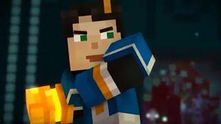 Minecraft Story Mode S2 - THE FINAL BATTLE [Episode 5, Part Finale]