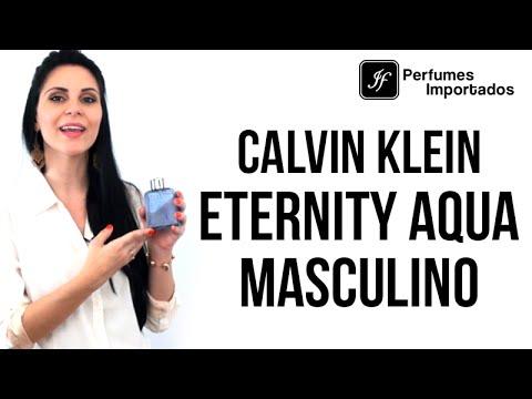 Perfume Calvin Klein Eternity Aqua Masculino - Eau de Toilette