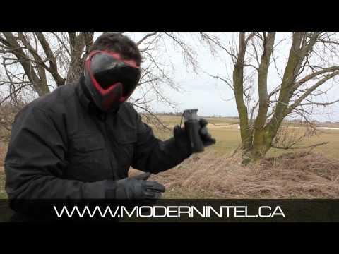 Thunder B Soundflash Grenade Field Test