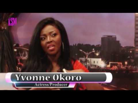 KSM Show- Yvonne Okoro Hangs Out With KSM