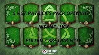 CHECK OUT MY NEW VIDEO I OPENED NEW ST. PATRICK'S PACK AND PULLED VERY INSANE ELITES  THANKS FOR WATCHINGPLEASE SUBSCRIBE AND LIKE