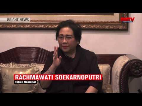 Putri Bung Karno, Kembali Ke UUD 45 Asli Solusi Efektif Tangkal Komunisme
