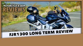 10. Yamaha FJR1300 Review Long Term From a Real Owner