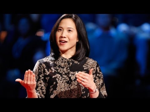 The Key to Success? Grit (Angela Lee Duckworth)