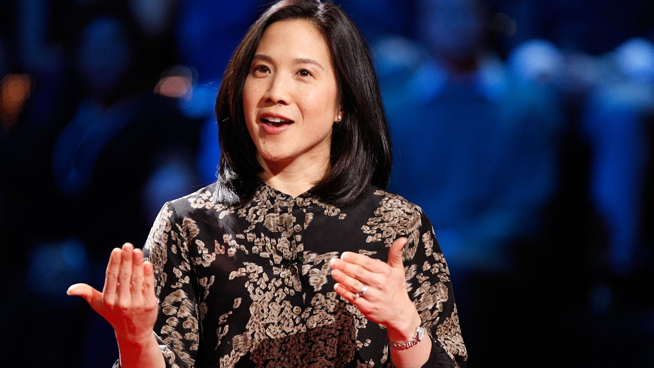 Video Thumbnail: Grit: the power of passion and perseverance - Angela Lee Duckworth