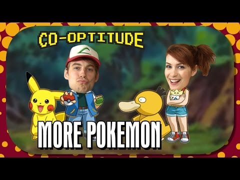co - Co-Optitude is all about Felicia Day and Ryon Day hilariously playing through the co-op retro games their parents never let them have. This week's games are ...