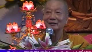 LẮNG NGHE VÀ TRỊ LIỆU - HT THÍCH TRÍ QUẢNG thuyết giảng ngày 17.04.2011 (MS 12/2011)