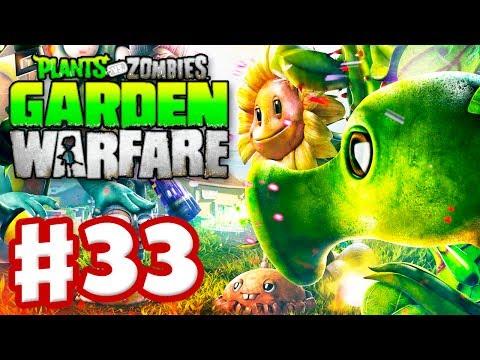 Plants vs. Zombies: Garden Warfare – Gameplay Walkthrough Part 33 – Hard Garden Ops (Xbox One)