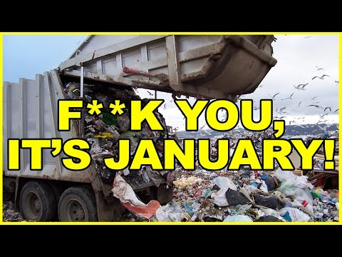 F**k You, It's January! (2017) (видео)