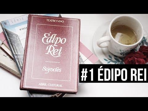 Livros que li para a faculdade de Letras: #1 ÉDIPO REI