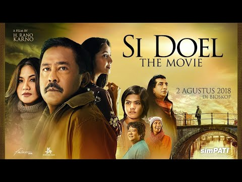 "Official Trailer ""Si Doel The Movie"" 