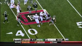 Stepfan Taylor vs Oregon (2012)