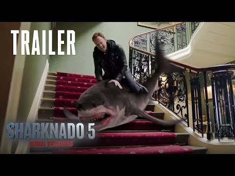 Sharknado 5: Global Swarming (Trailer)