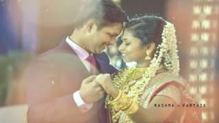 Karthik Rashma Wedding Highlights