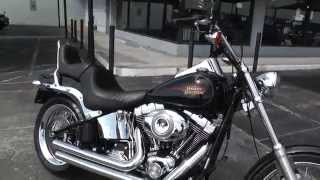 5. 036314 - 2010 Harley Davidson Softail Custom FXSTC - Used Motorcycle For Sale