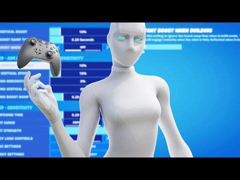 Best Controller Fortnite Settings/Sens (No Claw/No Scuf) + Deadzones (PS4 + Xbox Fortnite Season 4)