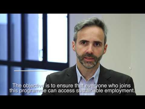 Video Humando et l'Ecole de l'industrie avec l'Oréal #1