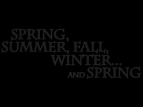 Spring Summer Fall Winter and Spring 2003 - English, Spanish Subtitles