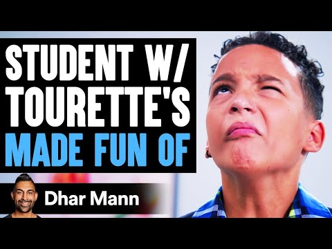 Student With TOURETTE'S Made Fun Of, What Happens Is Shocking | Dhar Mann