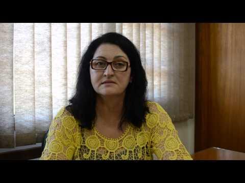 Prefeita de Presidente Lucena conversa sobre a gestão 2015
