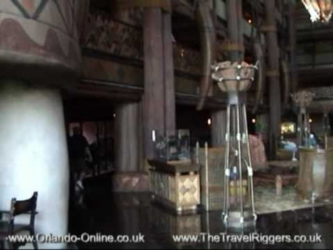 Disney World Hotels-Disney's Animal Kingdom Lodge, Walt Disney World Resort