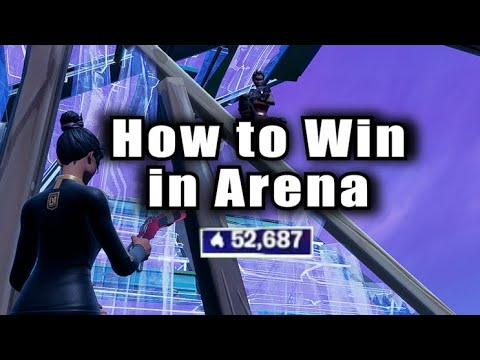 How to Win Arena Games (Step by Step) Ep. 6 (With Facecam)