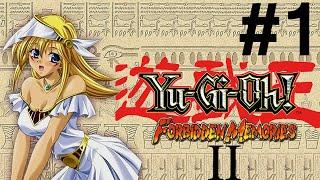 Video Yu-Gi-Oh! Forbidden Memories II - Part 1 Narrated 60 FPS! MP3, 3GP, MP4, WEBM, AVI, FLV Juli 2018